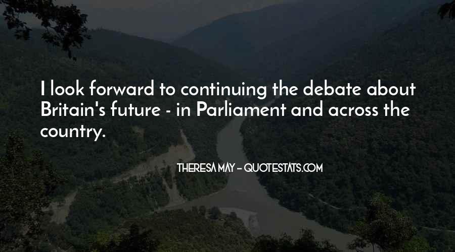 Theresa May Quotes #721171