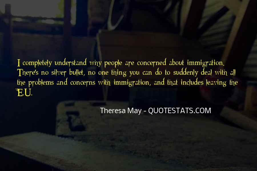 Theresa May Quotes #762044