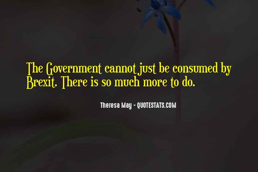 Theresa May Quotes #857538