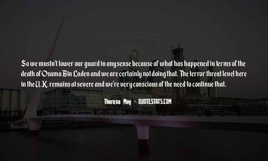 Theresa May Quotes #956483