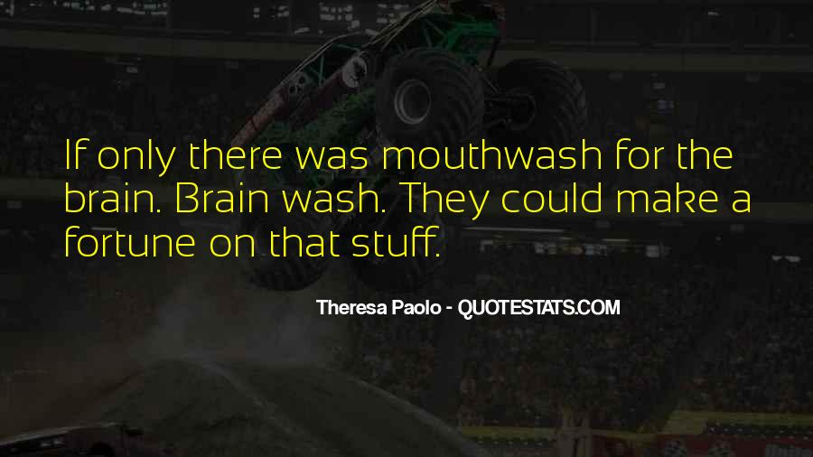 Theresa Paolo Quotes #1035490