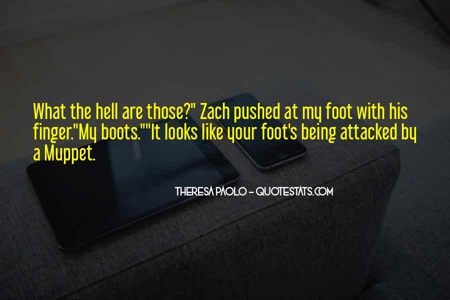 Theresa Paolo Quotes #1804510