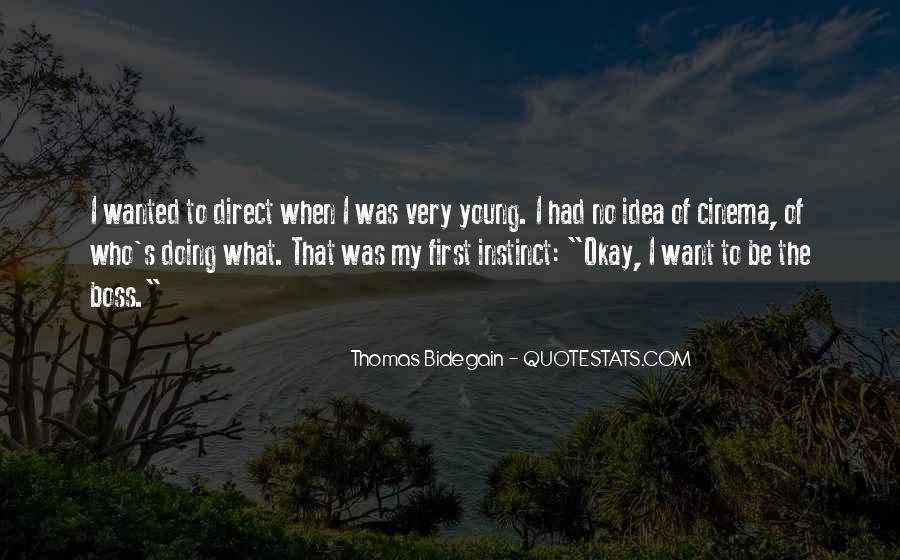 Thomas Bidegain Quotes #769939