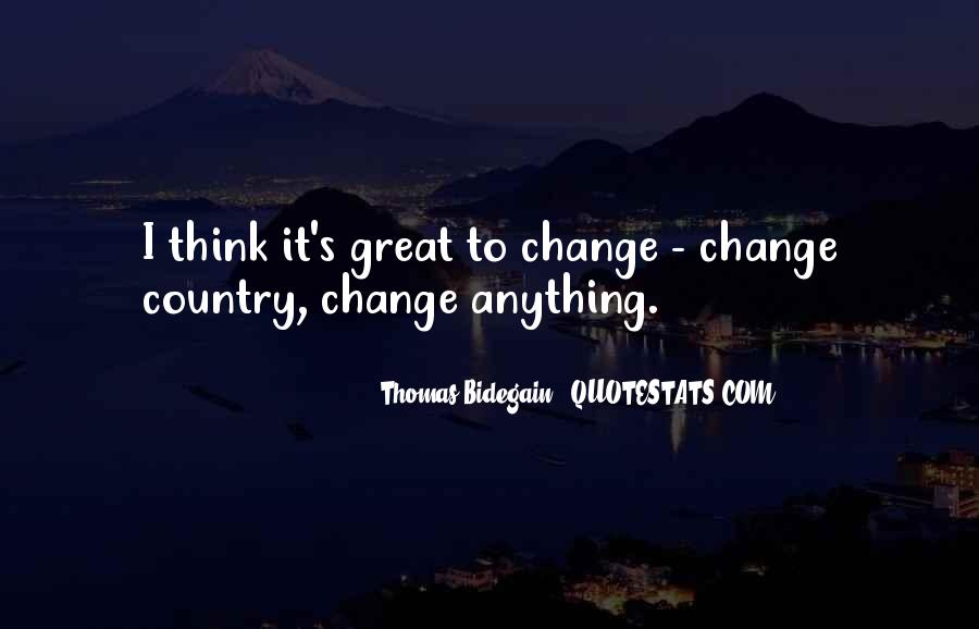 Thomas Bidegain Quotes #957091