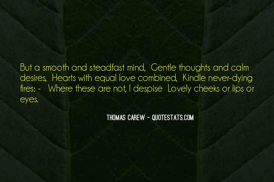 Thomas Carew Quotes #1638955