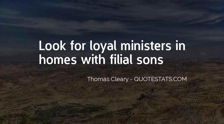 Thomas Cleary Quotes #1575236