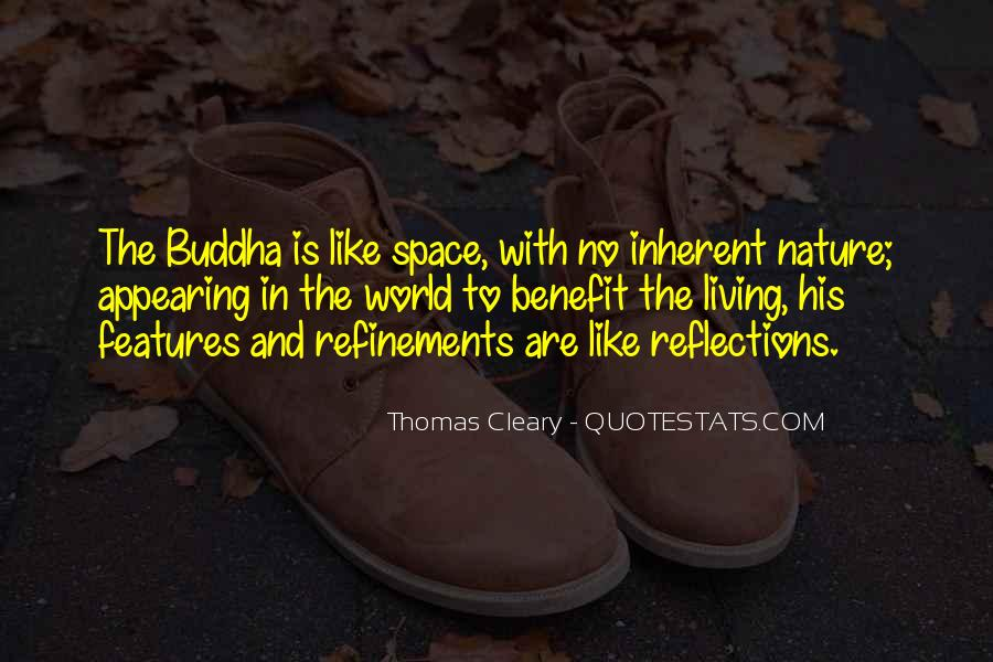 Thomas Cleary Quotes #637117