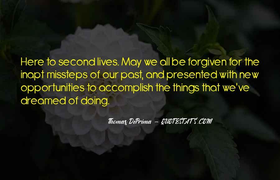 Thomas DePrima Quotes #1791320