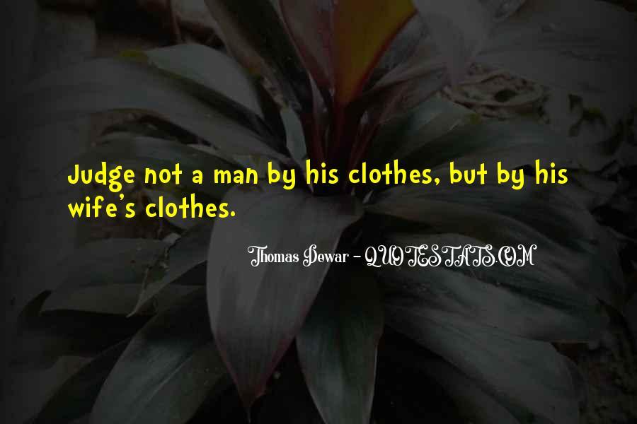 Thomas Dewar Quotes #964003