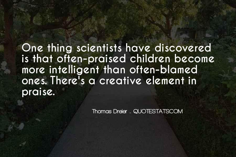 Thomas Dreier Quotes #1426488