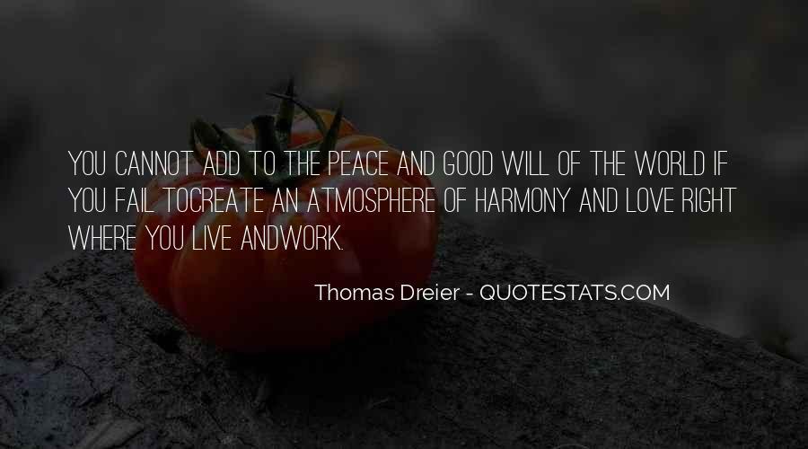 Thomas Dreier Quotes #1459600