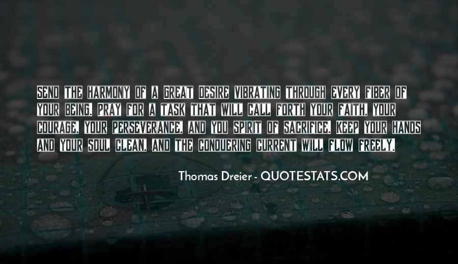 Thomas Dreier Quotes #237570