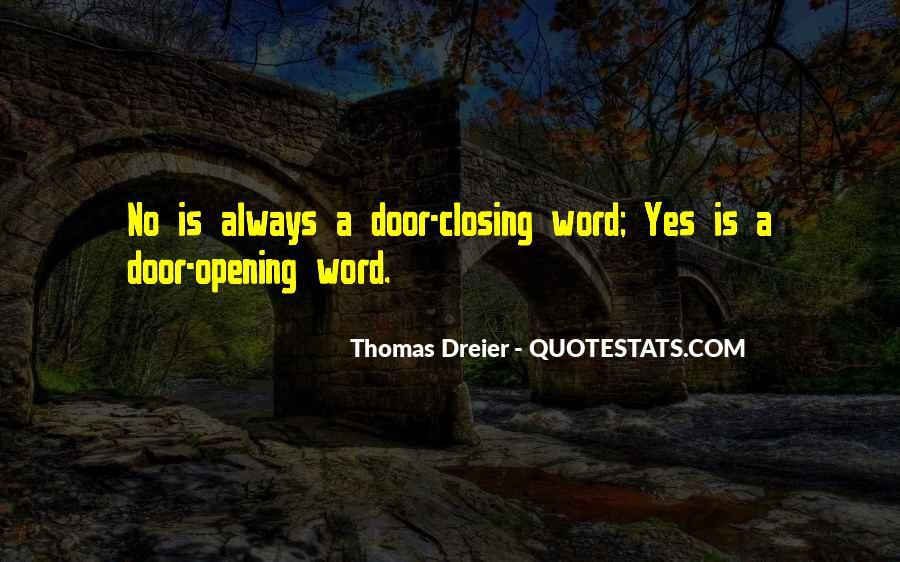 Thomas Dreier Quotes #475957