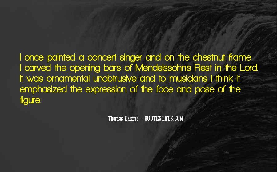 Thomas Eakins Quotes #1147839