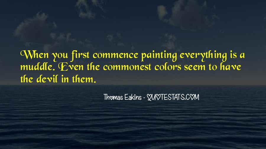 Thomas Eakins Quotes #734947