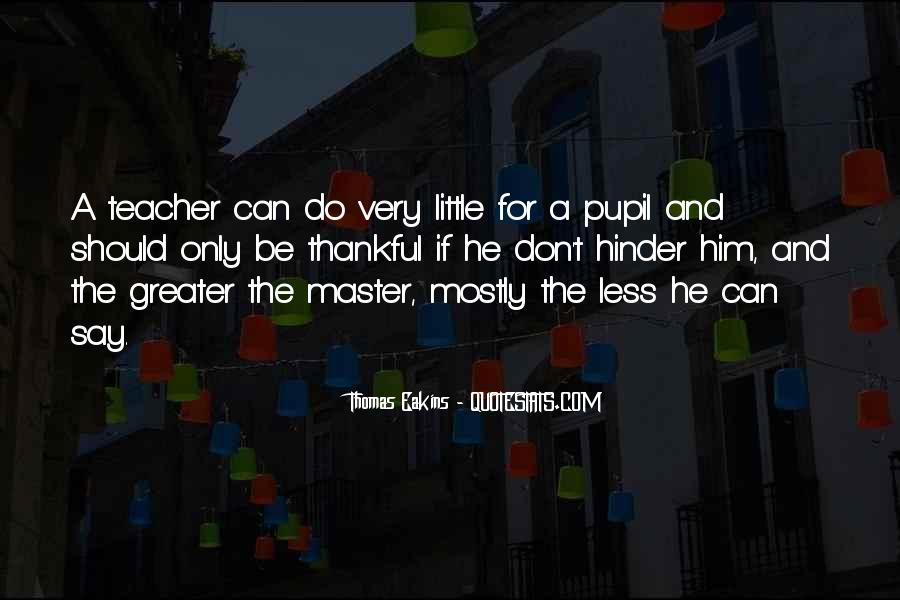 Thomas Eakins Quotes #849176