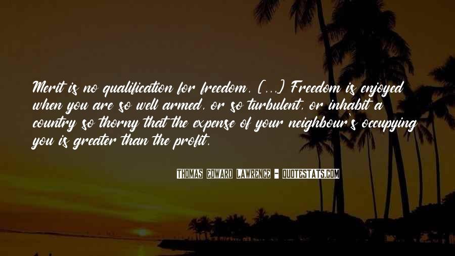 Thomas Edward Lawrence Quotes #490207