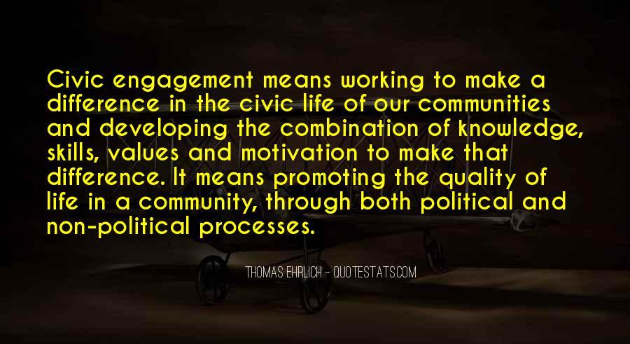 Thomas Ehrlich Quotes #112001