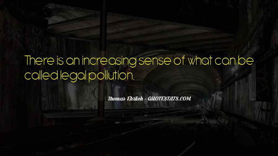 Thomas Ehrlich Quotes #598389