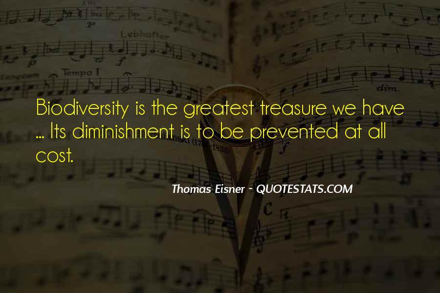 Thomas Eisner Quotes #579058