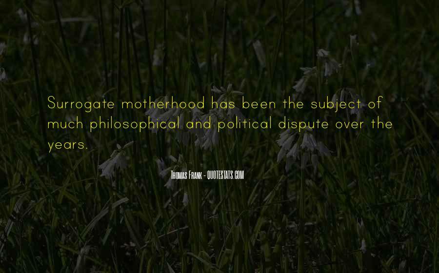 Thomas Frank Quotes #1001608