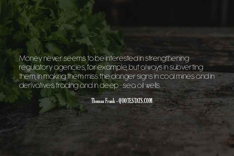 Thomas Frank Quotes #101397