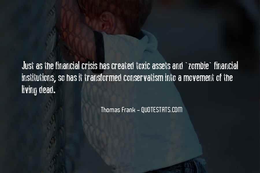 Thomas Frank Quotes #1039401
