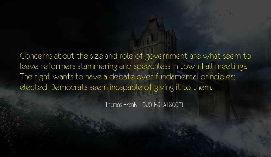 Thomas Frank Quotes #1062778