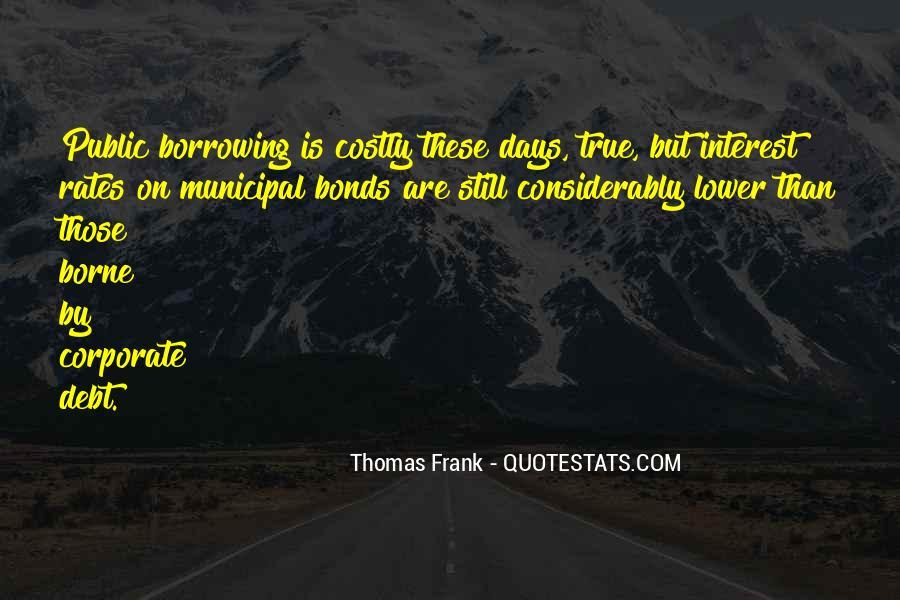 Thomas Frank Quotes #1081118