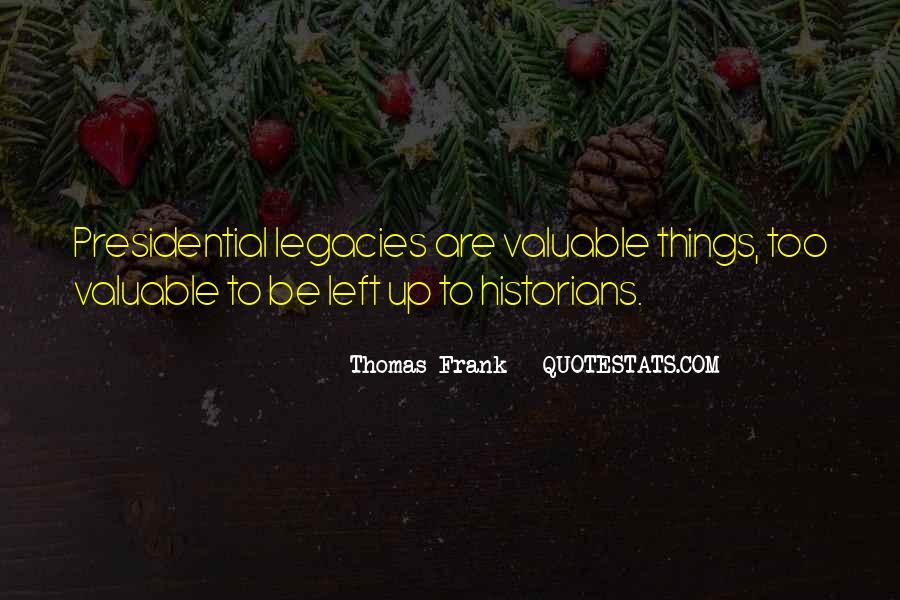 Thomas Frank Quotes #1291638