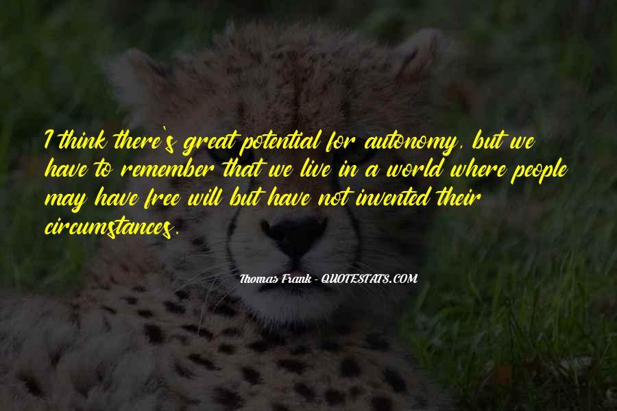 Thomas Frank Quotes #1400782