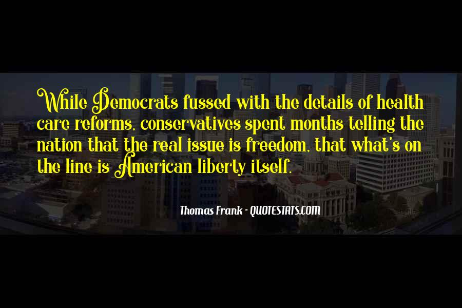 Thomas Frank Quotes #1457424