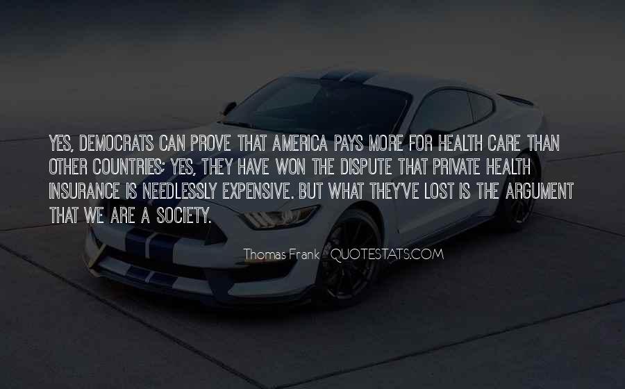 Thomas Frank Quotes #145979