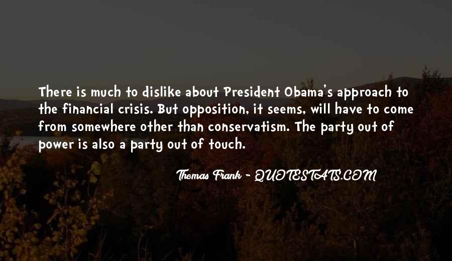 Thomas Frank Quotes #1626119