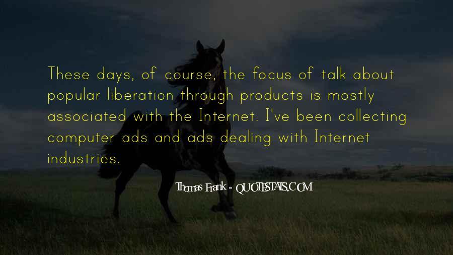 Thomas Frank Quotes #1803598