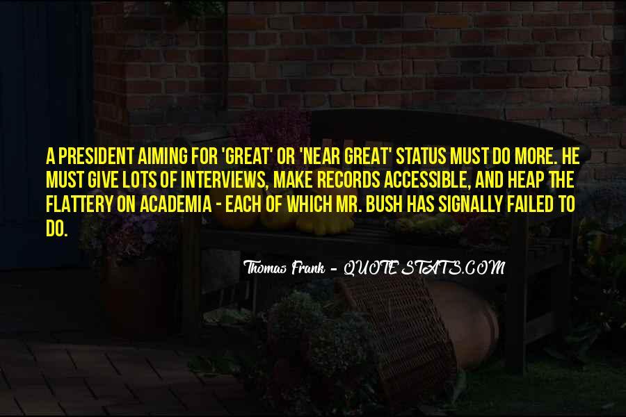 Thomas Frank Quotes #186668