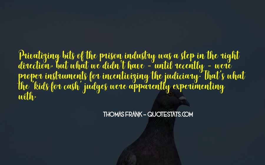 Thomas Frank Quotes #1871820