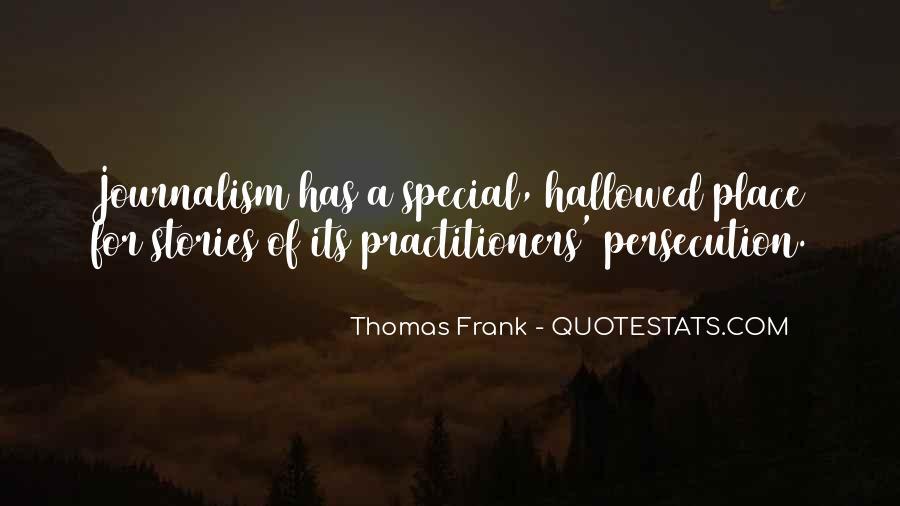 Thomas Frank Quotes #187433