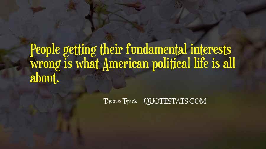 Thomas Frank Quotes #212752