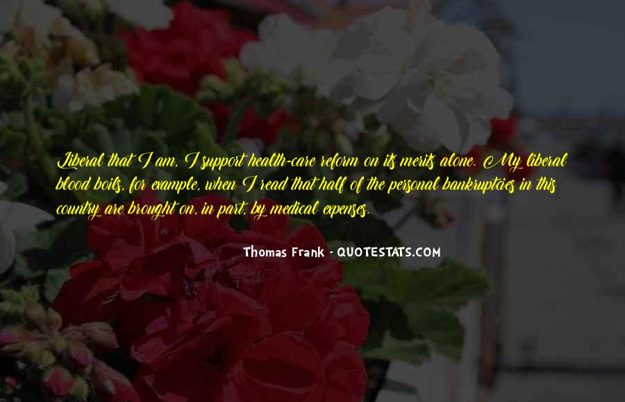 Thomas Frank Quotes #231668