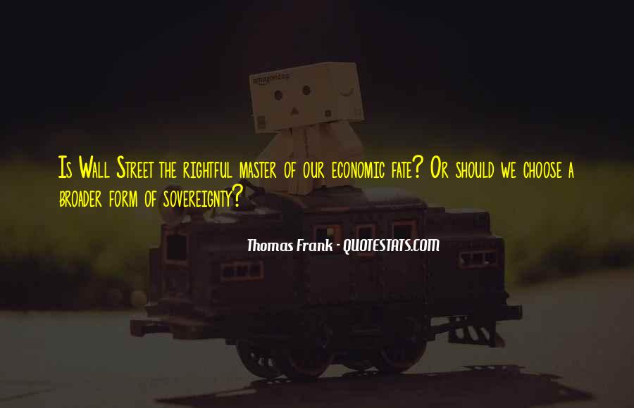 Thomas Frank Quotes #282800
