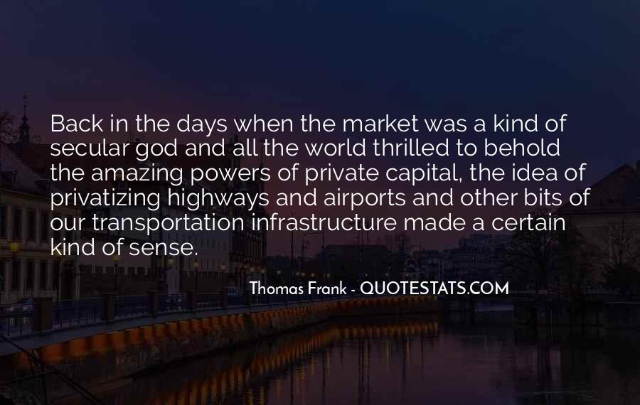 Thomas Frank Quotes #322617