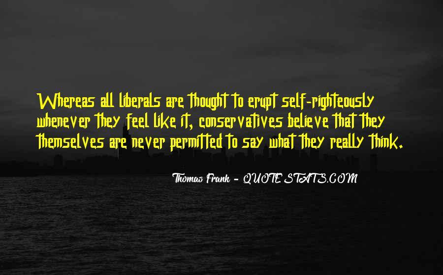 Thomas Frank Quotes #330554