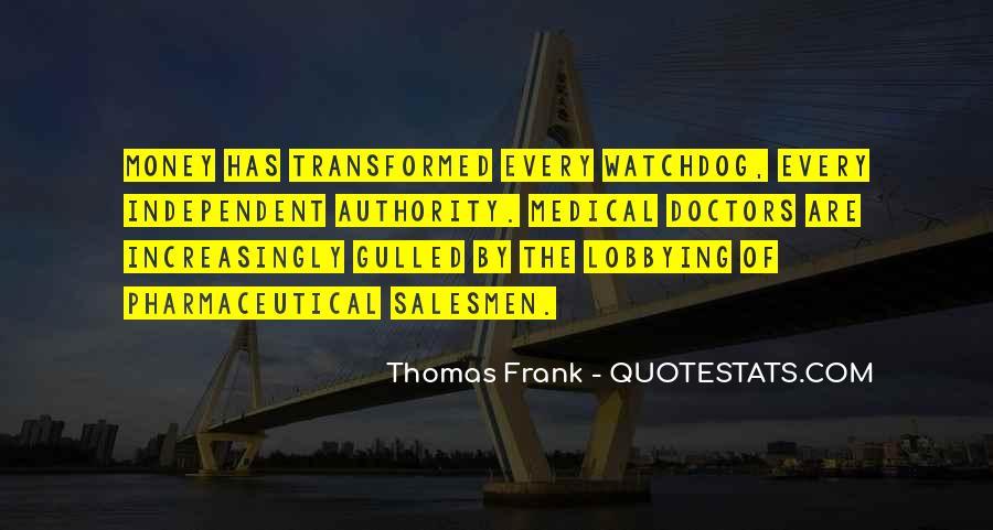 Thomas Frank Quotes #367720