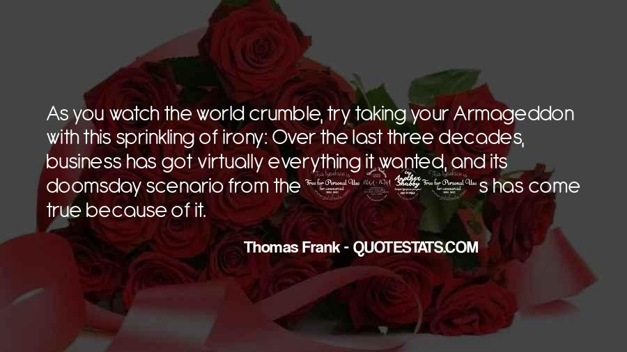 Thomas Frank Quotes #381015