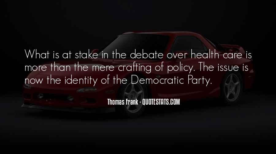 Thomas Frank Quotes #481981