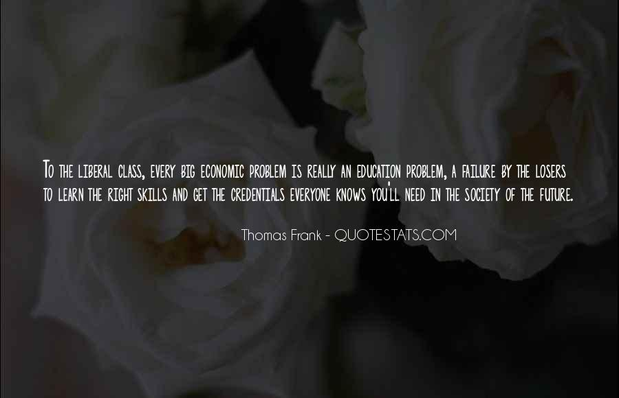 Thomas Frank Quotes #626563
