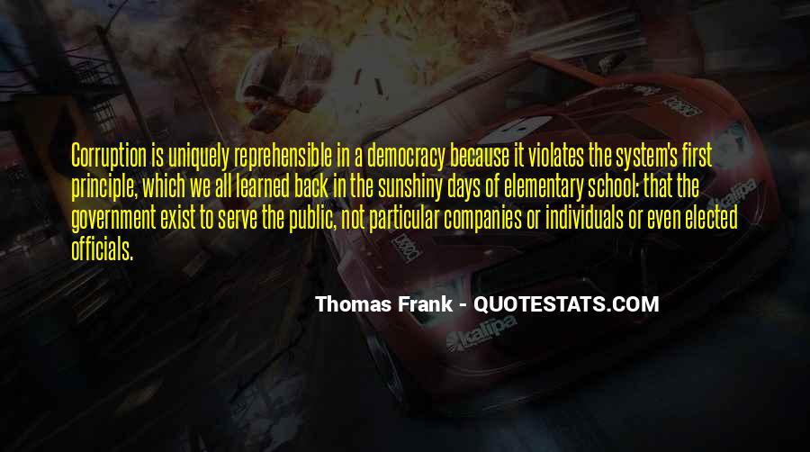 Thomas Frank Quotes #709534