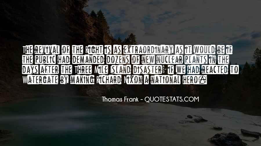 Thomas Frank Quotes #732919