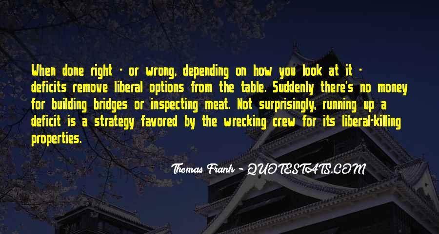 Thomas Frank Quotes #767944